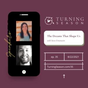 Turning Season ep 35 with Leilani Navar and Steve Ernenwein